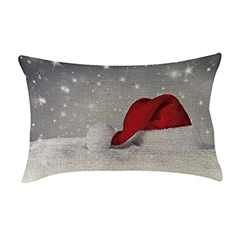 Outflower. Funda de Almohada Rectangular Navidad Diseño ...