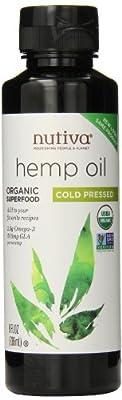 Nutiva Organic Hempseed Oil from Nutiva