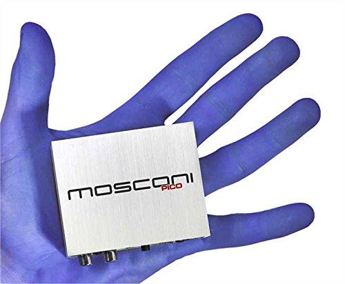 Mosconi Gladen Pico 2/2/Canal Class D Mini amplificador 2/X8/0/W RMS Gladen Pico 2.