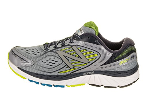 New Balance NBM860BW6, Scarpe da Corsa Uomo Grey/Yellow