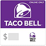 Taco Bell Gift Cards - Email Delivery (In App Redemption Only)