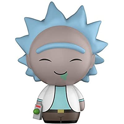 Funko Dorbz Animation Morty-Rick Collectible Figure, Multicolor