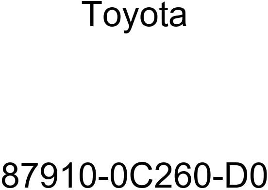Genuine Toyota 87910-0C260-D0 Rear View Mirror Assembly