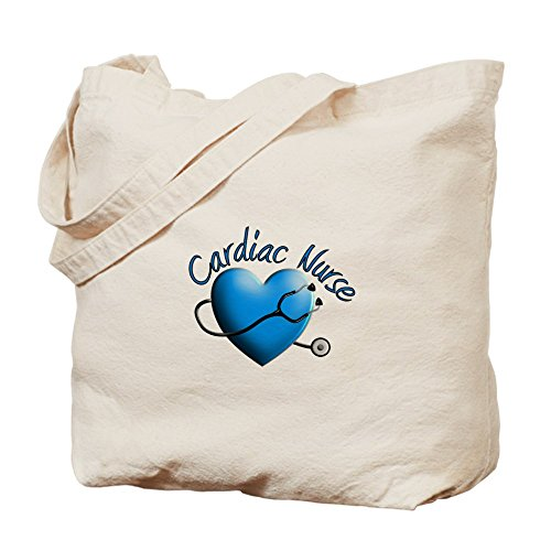 CafePress-Borsa Tote-Borsa da infermiera cardiaca