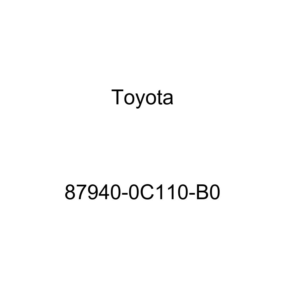 Genuine Toyota 87940-0C110-B0 Rear View Mirror Assembly