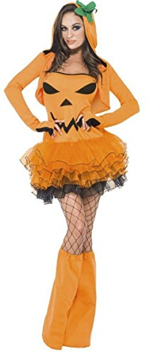Sexy Pumpkin Adult Costume
