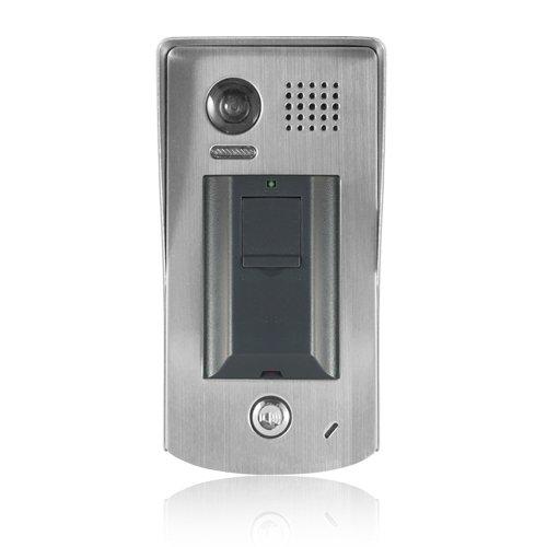 DT601S/FP Aufputz Türklingel mit Fingerabdruckscanner für Türöffner