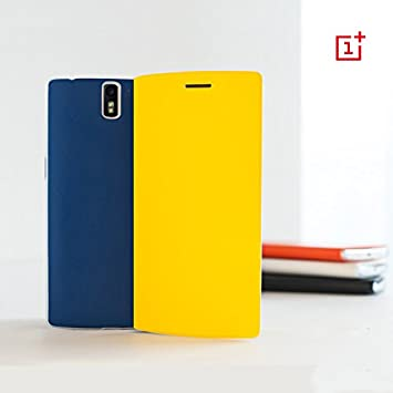 cheap for discount 145c9 e225e Official Genuine OnePlus One 1+ A0001 Phone PU Leather: Amazon.co.uk ...