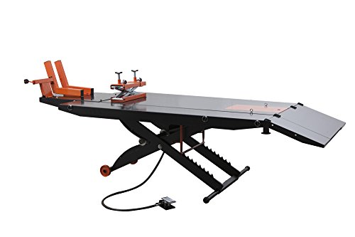 apluslift-1500lb-air-operated-48-width-atv-motorcycle-lift-table-with-side-extensions-free-service-jack-free-home-delivery