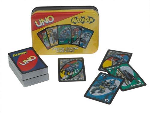 Uno Batman Edition Sababa Toys 559