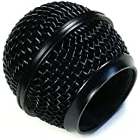 (D43) Mesh Microphone Grille Fits Shure SM58 Microphone...