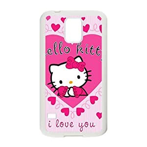 WWWE Hello kitty Phone Case for samsung galaxy S5 Case
