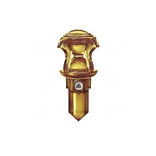 Skylanders Trap Team Trap Crystal Earth Hourglass by Activision