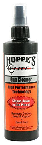 Elite Gun Cleaner - Hoppe's Elite Gun Cleaner Spray Bottle, 8 Ounces
