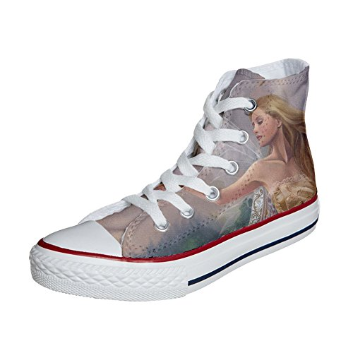Style Converse Fata producto All Star Unisex Zapatos Personalizadas Customized nZFR6