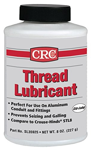 CRC Thread Lubricant, 8 Wt Oz by CRC
