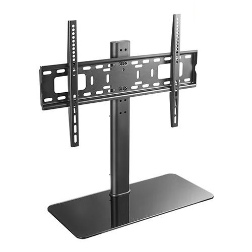 Lcd Tv Top Shelf (KRIËGER KMU4255 Universal Tabletop Stand for TV and AV Component Supports Most 42