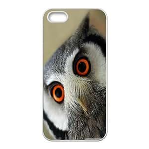 IPhone 5,5S Cases Owl 2, Owl [White]