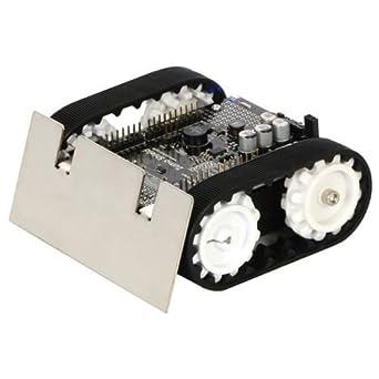 Zumo Robot winning Mini Sumo Robot Body for Arduino ...