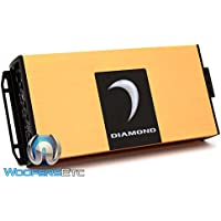 Diamond Audio MICRO4V2 4-Channel 600 Watts RMS Class D Amplifier
