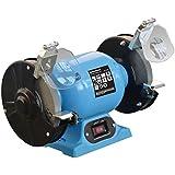 Moto Esmeril de Bancada, Gamma Ferramentas G1685/BR, Azul