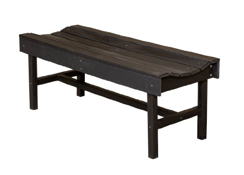 Little Cottage Classic Vineyard Backless Garden Bench