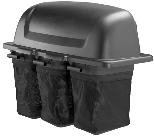 Craftsman Tractor Bagger - 543ST 960730026 3 Bin Soft-Sided Grass Bagger:  Fits 54-Inch Poulan Pro Riding Mowers