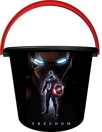 [Captain America: Civil War Trick-or-Treat Sand Pail] (Trick Or Treat Costumes For Kids)