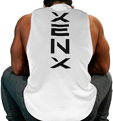 タンクトップ メンズ トレーニング ノースリーブ スポーツウェア 筋トレ Tシャツ ランニング トップス 大きなサイズ 5色
