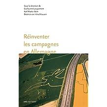 Réinventer les campagnes en Allemagne: Paysage, patrimoine et développement rural (Sociétés, Espaces, Temps)