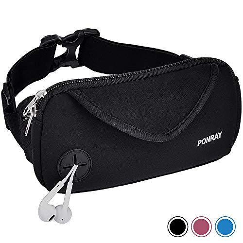 PONRAY Running Belt Waist Pack product image