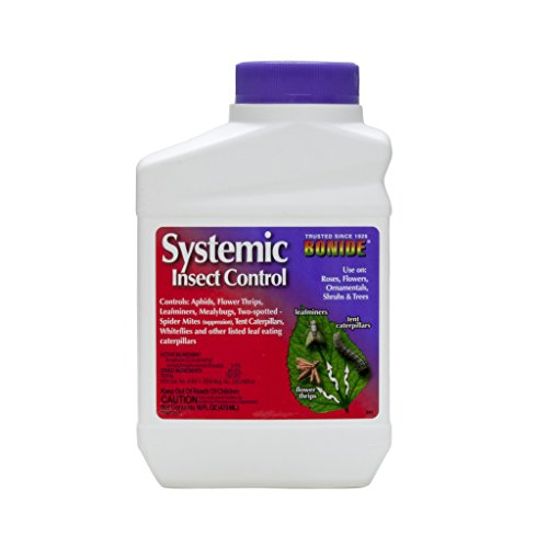 BONIDE SYSTEMIC INSECT CONTROL CONC, Size: 1 PINT (Catalo...