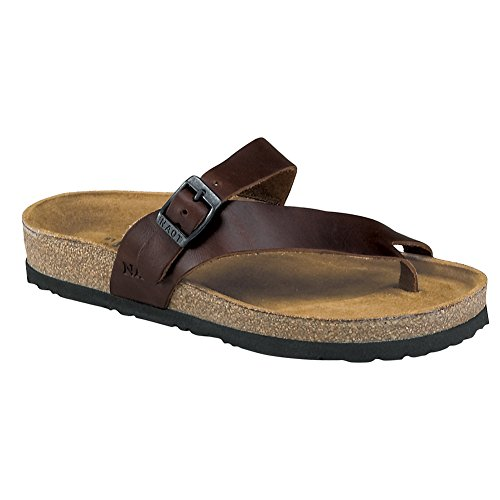 NAOT Tahoe Classic Women Sandals, Buffalo Leather,Size - 37 by NAOT