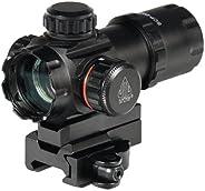 Utg 3.9 Ita Red/green Cqb Dot Sight With Integral Qd Mount