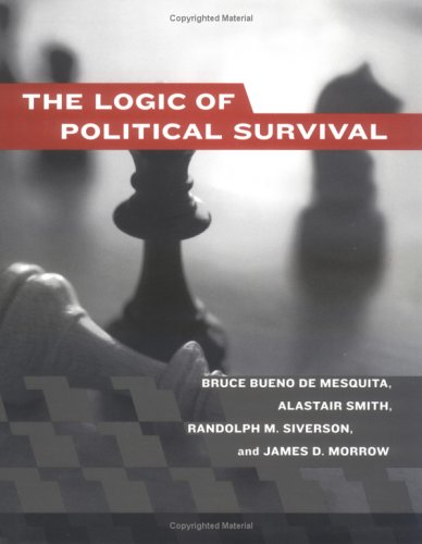 Download The Logic of Political Survival ebook