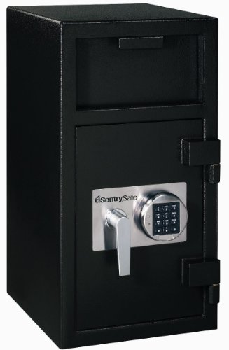 SentrySafe Depository Safe, XX Large Digital Money Safe, 1.6 Cubic Feet, DH-134E
