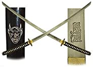 "Hattori Hanzo Collection ""Bill & Bride"" Sword Set with"