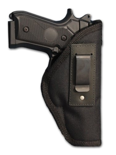 Barsony Gun Concealment Inside The Waistband Holster for Beretta 92 96 98 F S FS G Right (Best Cross Draw Concealment Holster)
