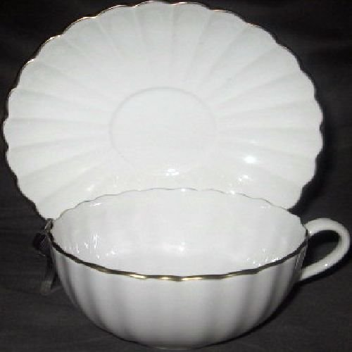 Spode Chelsea Gold Cup & Saucer Set