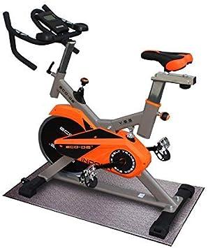 ECO-DE Bicicleta Spinning Indoor. Sistema de amortiguación V.S.S. ...
