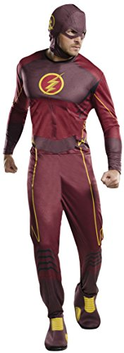 Rubie's Costume Co Men's Flash Costume, Multi, Standard