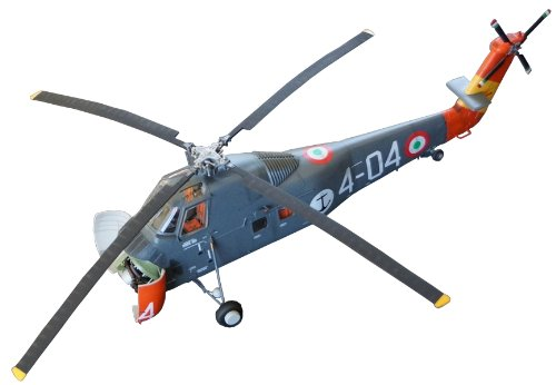 Gallery Models H-34 US Navy Rescue Helicopter Model Kit