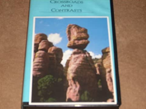 Chiricahua National Monument - CROSSROADS AND CONTRASTS - 1997 Documentary showing Rocky Mountains, Sierra Madres, Sonoran and Chihuahuan Deserts, home to Chiricahua Apaches and pioneer (Rocky Mountain National Park Dvd)