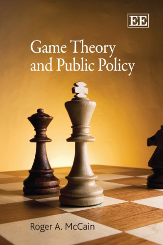 Game Theory and Public Policy (Mccain Game Theory)