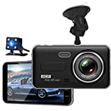 Dash Cam - 1080P Full HD Car DVR Dashboard Camera, Driving Recorder