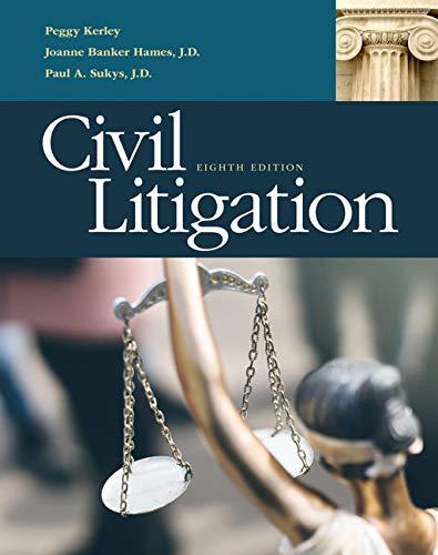Civil Litigation, Loose-leaf Version
