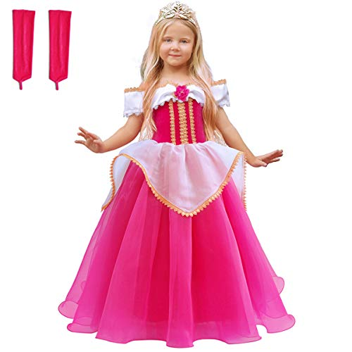 Sleeping Beauty Aurora Costumes - Sleeping Beauty Princess Aurora Party Girls
