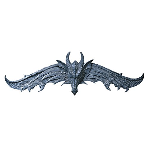 (Design Toscano The Hardwick Dragon Wall)