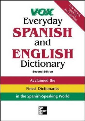 Spanish Compact - Vox Everyday Spanish and English Dictionary (VOX Dictionary Series)