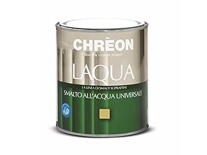 Esmalte al agua universal Laqua LT 3 – Acabado Mate – Ideal para muros, hierro